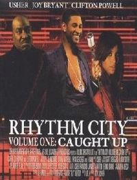 Cover Usher / Joy Bryant / Clifton Powell - Rhythm City Volume One: Caught Up [DVD]